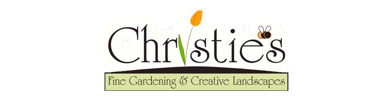 Christie's Fine Gardening Logo